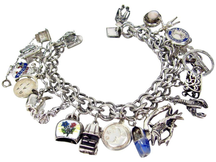 Charm Bracelets Make Great Gifts