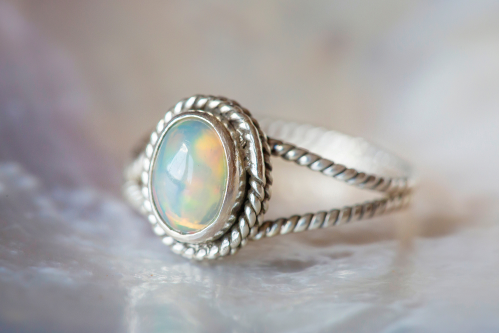 Opals' Unique Splendor